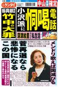 日刊ゲンダイ2010年9月11日「小沢派に恫喝電話」