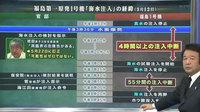 福島第一原発1号機「海水注入」の経緯(3月12日)