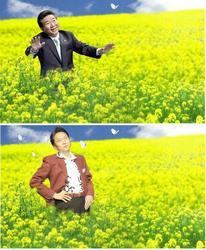 ルーピー鳩山とノムたんの頭の中はお花畑!