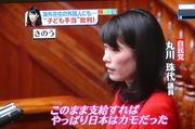 丸川珠代議員「このままで支給をすれば『やっぱり日本はカモだった』と、そう皮肉られるだけでは済みません」